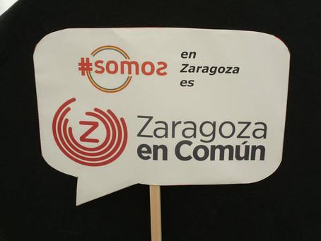 ¿Por qué hay que votar a Zaragoza en Común?