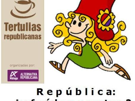 Málaga: Tertulia Republicana