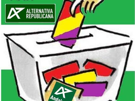 Elecciones Andaluzas: Análisis de Alternativa Republicana.
