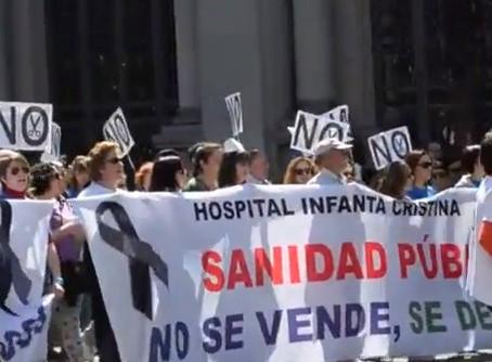 Los hospitales madrileños desde sus entrañas