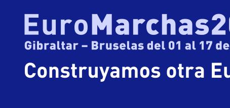 Llamamiento EuroMarchas 2015