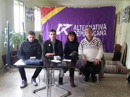 Éxito del Congreso de Alternativa Republicana Madrid