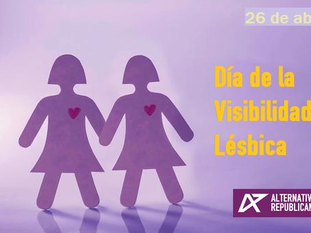 26 de abril: Día de la Visibilidad Lésbica.