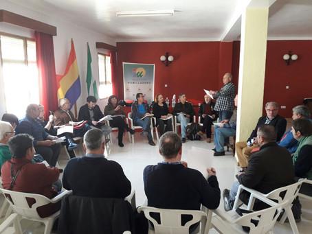 Se reunió la Coordinadora Andaluza de Organizaciones Republicanas, Andalucía Republicana