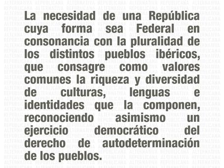 El federalismo: la democracia de las Comunidades
