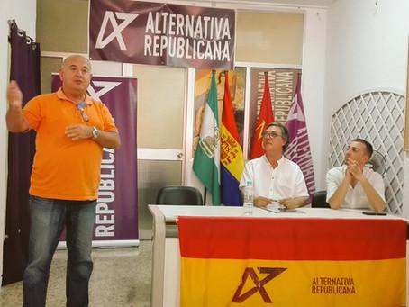 Antonio Fernández Lima, nuevo Secretario General de Alternativa Republicana