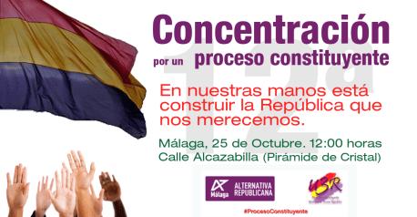 Cartel #ProcesoConstituyente 20141025