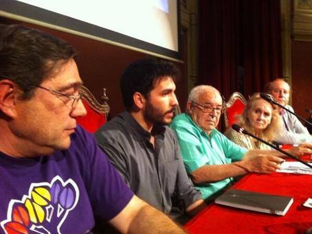 Nuestra candidatura: Alberto Iglesias (número 17)