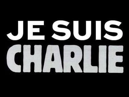 Por la libertad de expresión, frente a la barbarie fanática.