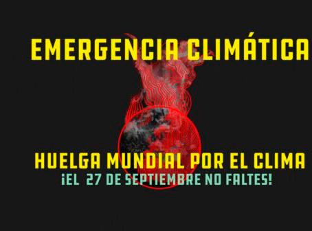 Alternativa Republicana con la Huelga Mundial por el Clima