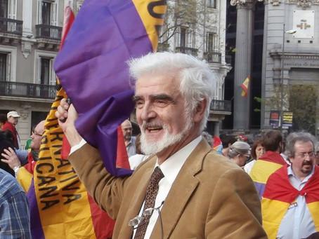 Madrid: Alfonso Vázquez en la Facultad de Químicas