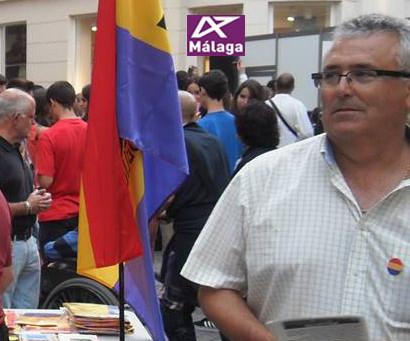 Nuestra candidatura: Manuel Báez Pérez (numero 40)