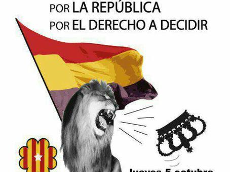 Málaga. Mesa debate: Después del 1-O ¿Qué?