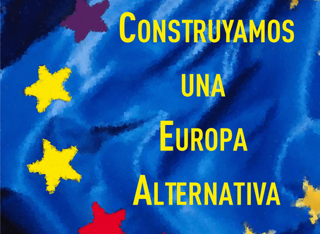 Día de Europa: Una alternativa en clave republicana