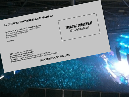 Caso Madrid Arena: Impunidad e irresponsabilidad política