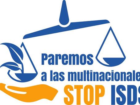 Derechos para las Personas, Obligaciones para las Multinacionales – Stop ISDS