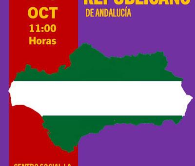 Alternativa Republicana participa en la II Jornada de Debate Republicano de Andalucía