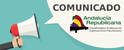 Comunicado de Andalucía Republicana ante el ingreso en prisión de los dirigentes de Omnium Cultural