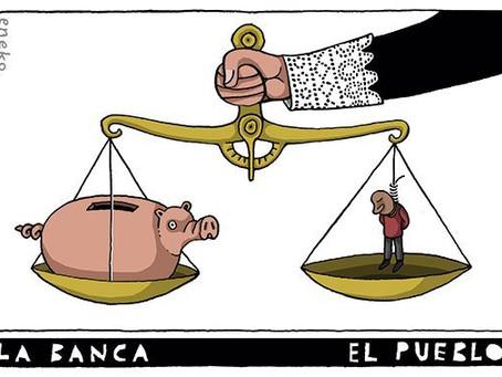 La Justicia Española se rinde ante los grandes poderes económicos: gana la Banca.