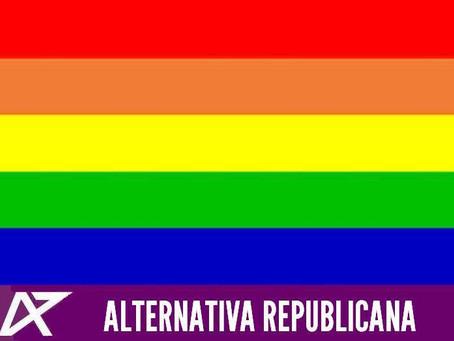 Alternativa Republicana apoya #BesoscontralaViolencia