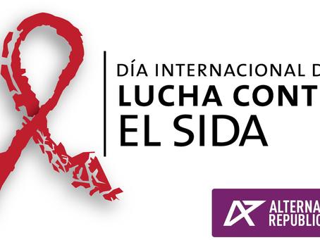 Día Mundial de la lucha contra el sida #PrevenciónVIH