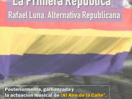 Sevilla. Conferencia sobre la Primera República