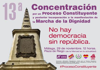 Cartel #ProcesoConstituyente 20141129