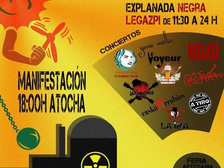 Se presenta un manifiesto por el cierre nuclear