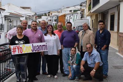 Alternativa Republicana – Málaga apoya al compañero Juan Miguel Acejo Millán para las primaria