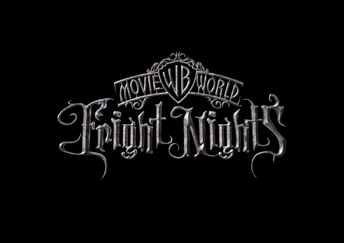Fright Nights Logo Render