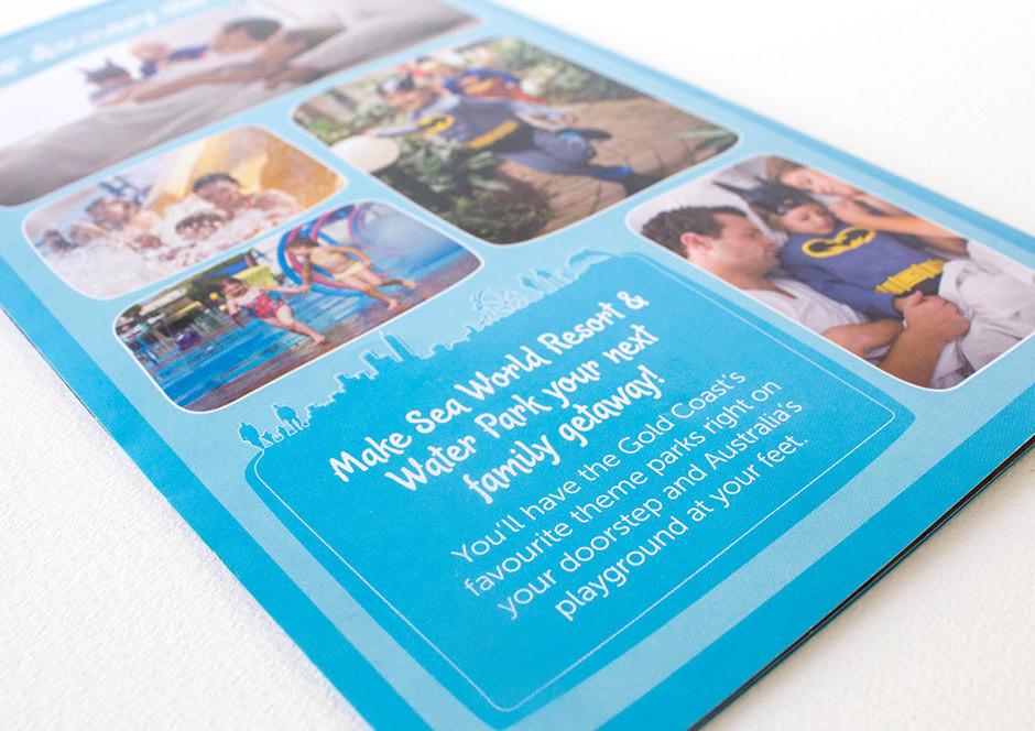 Sea World Resort Rebrand