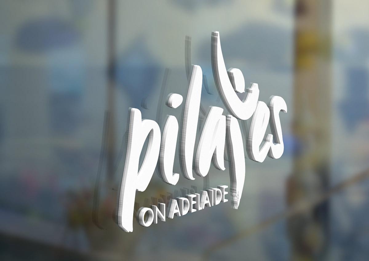 Pilates on Adelaide Signage