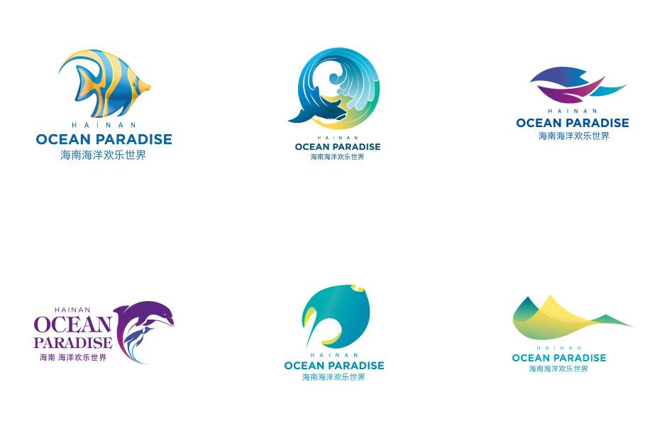 Hainan Ocean Paradise Logo