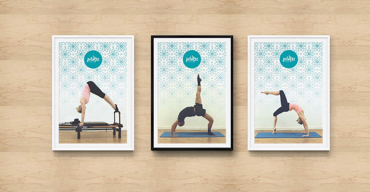 Pilates on Adelaide Posters