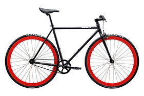 Vélo fixie au look incroyable commercialisé par Barbier SL Cycles