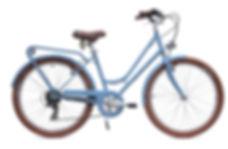 Vélo arcade gamme renaissance commerciaisé par Barbier SL Cycles