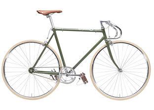 Trés beau vélo fixie au look élégant disponible en différents coloris