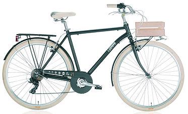 vélo de ville apostrophe commercialisé par Barbier SL Cycles