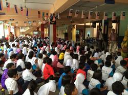 800 students!
