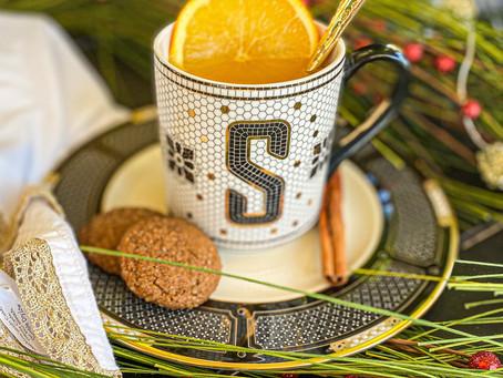 Martha's Spiced Tea