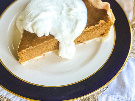 Better Pumpkin Pie