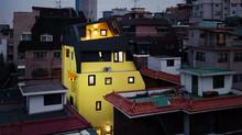 애물단지 유령 건물이 청춘들 보금자리로