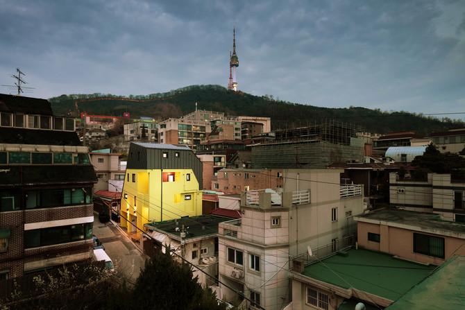 애물단지 서울 빈집..청년 건축가 보금자리로 변신