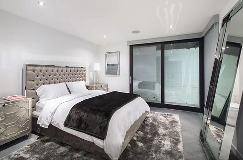 Luxury Bedroom in Los Angeles