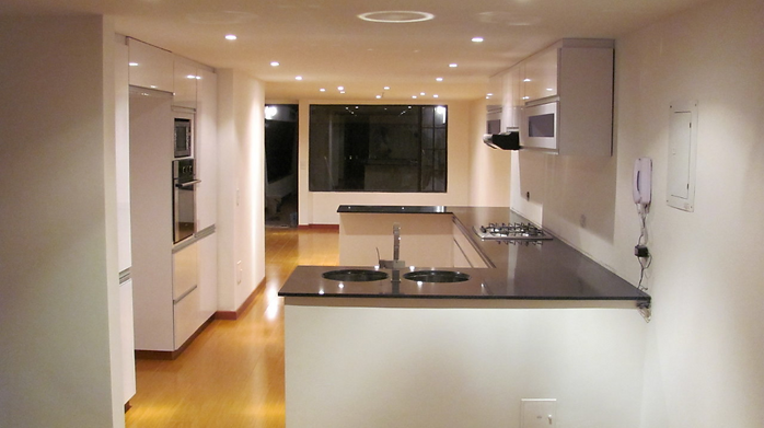 diseño de interiores apartamentos
