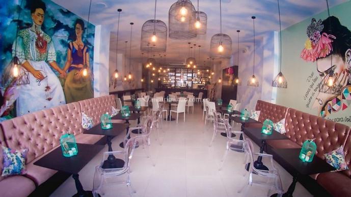 Diseñador de interiores para restaurantes