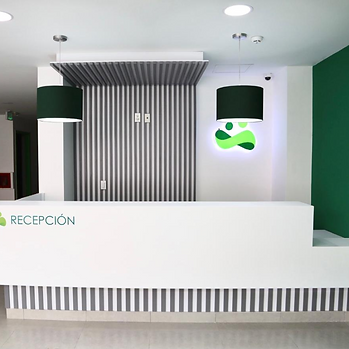 Diseño de interiores consultorios medicos y clinicas