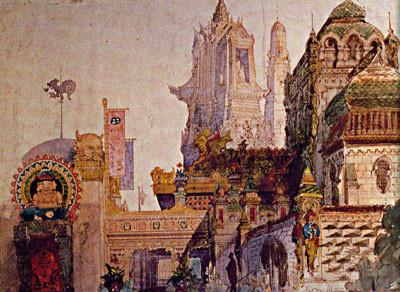 ムソルグスキー「展覧会の絵」3