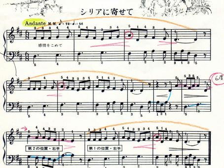 楽譜を読むとは?