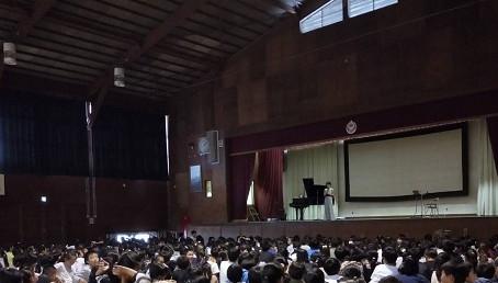 小学校コンサート